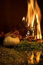 Fire And Water Stock Image - 1271871