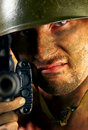 Soldier Royalty Free Stock Photo - 1275875