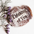 Thinking Of You Royalty Free Stock Image - 12708926