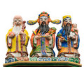 Color Chinese God Stock Photo - 12714820