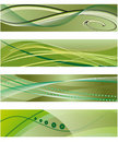 A Set Of Banners For The Design Stock Photography - 12728252