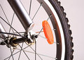 Bicycle Wheel Royalty Free Stock Photo - 12740905