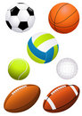 Ball Set Stock Images - 12748284