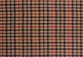 Grunge Checked Brown Pattern Royalty Free Stock Photo - 12777015