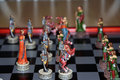 Chess Set Stock Photography - 12793142