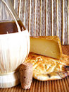 Wine And Cheese Royalty Free Stock Images - 12798839