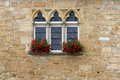 Ancient Window Stock Images - 1285514
