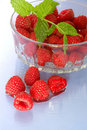 Red Raspberries Royalty Free Stock Photography - 1286407