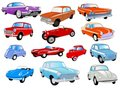 Cars Collection Stock Image - 12803641