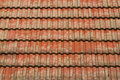 Red Tile Roof Royalty Free Stock Image - 12817316