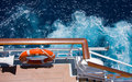 Cruise Ship Side Stock Images - 12846944