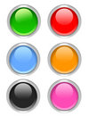 Buttons Royalty Free Stock Image - 12854316