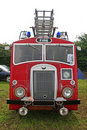 Vintage Fire Engine Stock Photography - 12883082