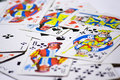 Card Game Stock Images - 12897454