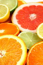 Citrus Fruits Royalty Free Stock Images - 12904929