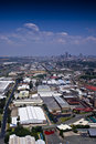 Johannesburg East With CBD In Background Royalty Free Stock Photos - 12913888