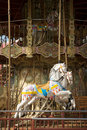 Carousel Horses Royalty Free Stock Images - 12924929
