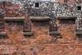 Castle Wall Stock Image - 12944601