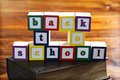 Back To School Stock Image - 12970951