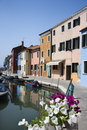 Buildings And Boats On Venice Canal Royalty Free Stock Images - 12982179