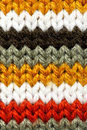 Striped Wool Texture Stock Images - 12982784