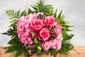 Bouquet Of Flowers Stock Photography - 12993612