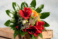 Bouquet Of Flowers Royalty Free Stock Photos - 12993618