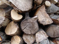 Firewood Royalty Free Stock Images - 1306119