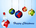 Christmas Card Royalty Free Stock Photography - 13006557