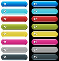 Colorful Website Buttons Stock Photo - 13016930