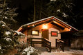 Christmas House Stock Images - 13017134