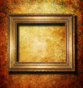 Golden Frame Royalty Free Stock Photos - 13024918
