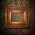 Golden Frame Stock Photography - 13025002