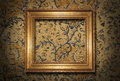 Golden Frame Stock Images - 13025014