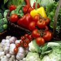 Vegetables Royalty Free Stock Photos - 13031508