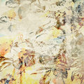 Art Floral Grunge Background Pattern Stock Photography - 13051232