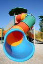 Colorful Slide Royalty Free Stock Photo - 13073995
