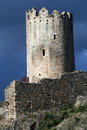 Old Castle Tower Royalty Free Stock Image - 1319856