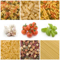 Pasta Collection Royalty Free Stock Photo - 13105365