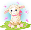 Easter Lamb Royalty Free Stock Image - 13106236