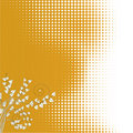 Dots Ecological Background Royalty Free Stock Image - 13131306