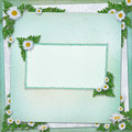 Grunge Paper In Scrapbooking Style Stock Images - 13141704