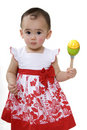 Cute Little Girl Stock Image - 13149851