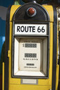 Old Gas Pump Royalty Free Stock Photography - 13165177