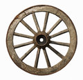 Old Wooden Wheel Royalty Free Stock Photos - 13165338