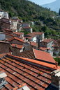 Traditional Clay  Tiled Red Roofs Stock Images - 13173634