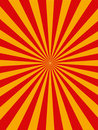 Yellow And Red Stripes Background Royalty Free Stock Image - 13181156