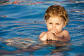 Fun In The Pool Stock Images - 13187164