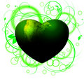 Earth Love Royalty Free Stock Images - 13192009
