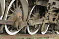 Train Wheels Stock Images - 13215794